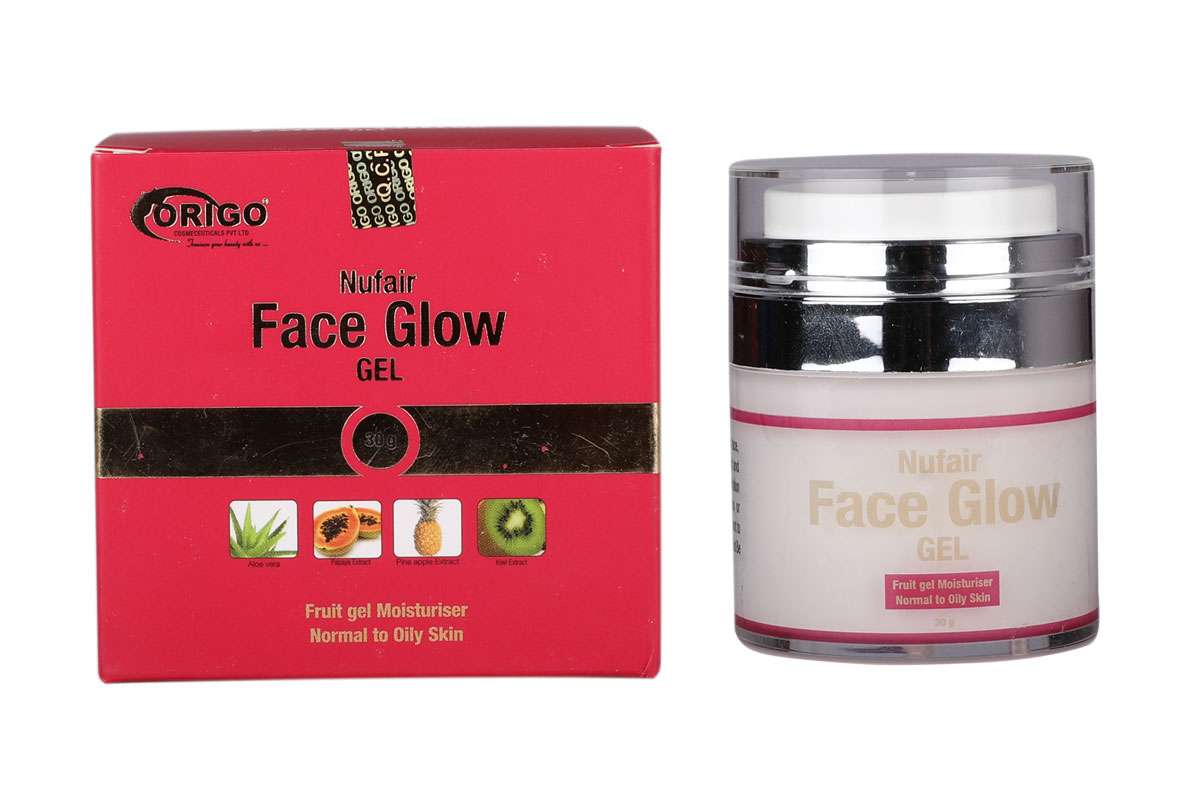 NUFAIR FACE GLOW GEL