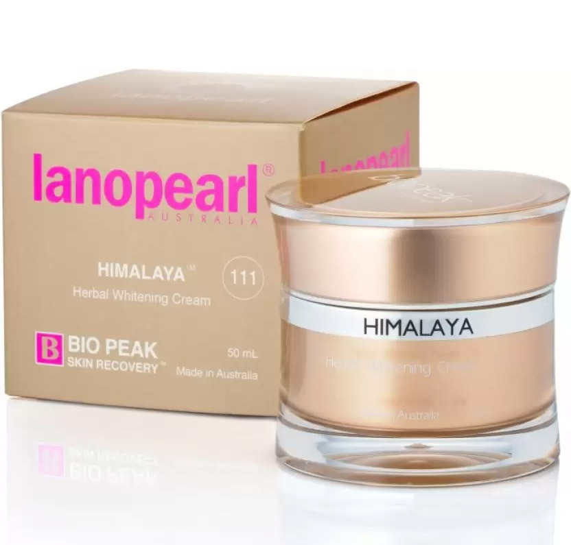 LANOPEARL HIMALAYA HERBAL WHITENING