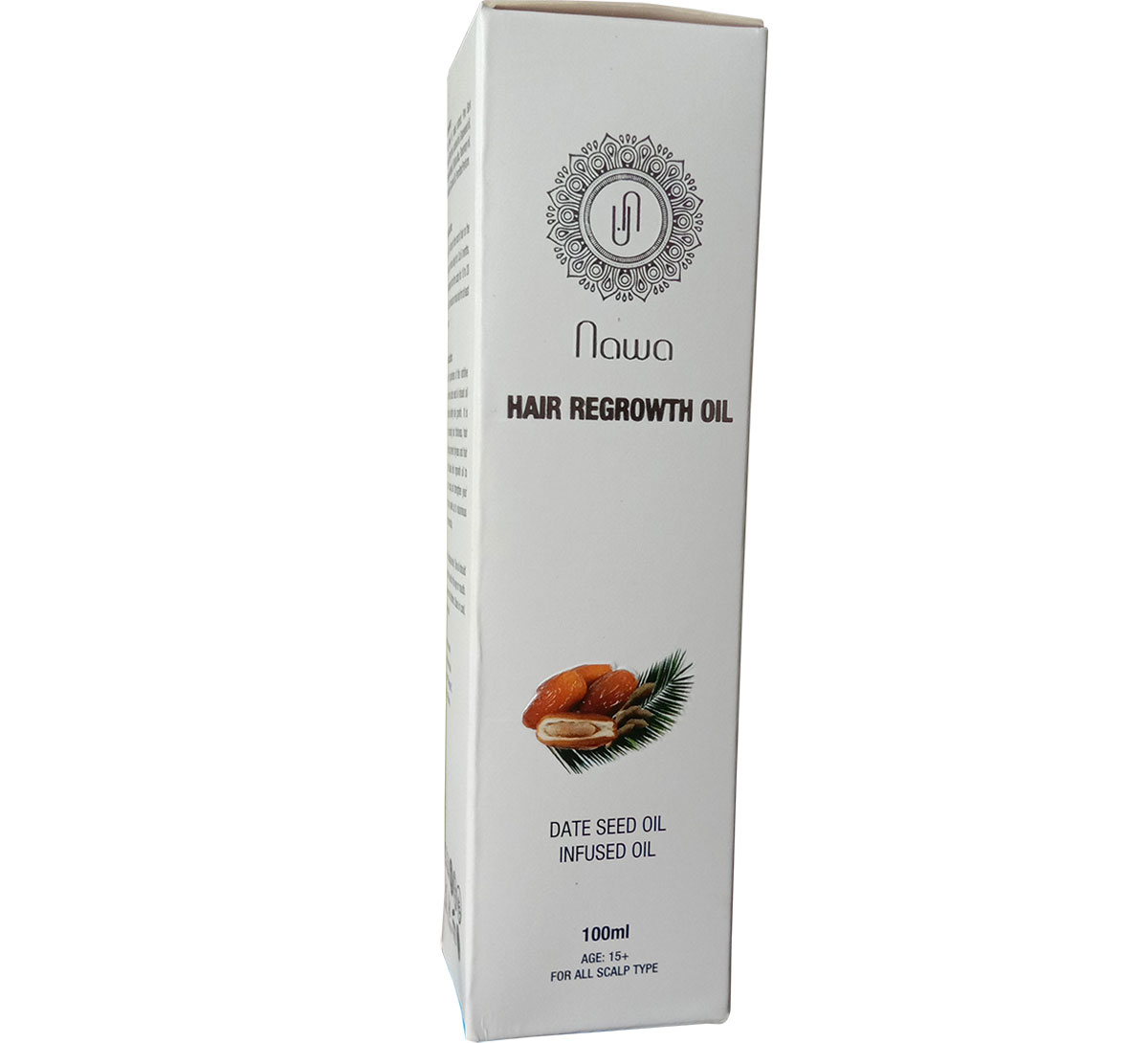 Nawa Hair Growth Oil