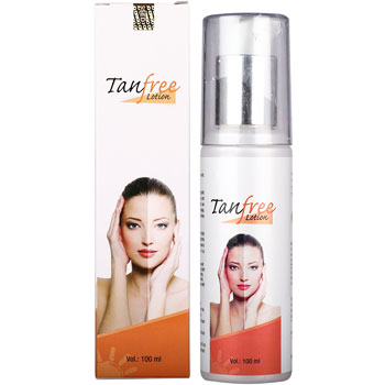 Tanfree Lotion