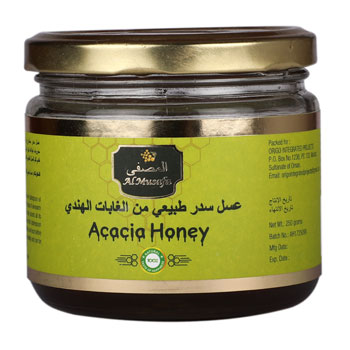 ALMUSAFA Acacia Honey