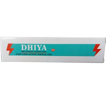 Dhiya Relaxant Luban Gel